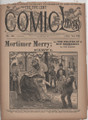1897 FIVE CENT COMIC LIBRARY #161 COMIC STORY DIME NOVEL STORY PAPER