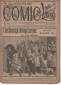 1896 FIVE CENT COMIC LIBRARY #136 COMIC STORY DIME NOVEL STORY PAPER