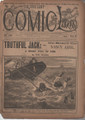 1894 FIVE CENT COMIC LIBRARY #109 COMIC STORY DIME NOVEL STORY PAPER