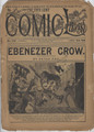 1897 FIVE CENT COMIC LIBRARY #172 COMIC STORY DIME NOVEL STORY PAPER