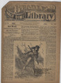 BEADLE'S HALF DIME LIBRARY # 32 DIME NOVEL STORY PAPER