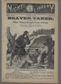 THE NICKEL LIBRARY #76 AMERICANA DIME NOVEL STORY PAPER