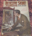 1919 DETECTIVE STORY MAGAZINE PULP JOHNSTON MCCULLEY HARRINGTON STRONG