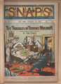 SNAPS COMIC WEEKLY 30 ISSUES OF A SCARCE FRANK TOUSEY DIME NOVEL STORY PAPER