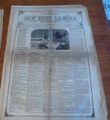 1870 NEW YORK LEDGER LEON LEWIS STORY OF LAKE HURON STORY 20 ISSUES