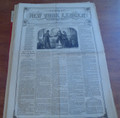 1870/1871 NEW YORK LEDGER THE MORMONS OF SALT LAKE CITY STORY LEON LEWIS  COMPLETE IN 15 ISSUES