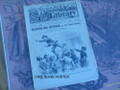 1884 BEADLE'S HALF DIME LIBRARY #351 DEADWOOD DICK STORY DIME NOVEL STORY PAPER