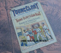 1898 YOUNG GLORY WEEKLY #16 FRANK TOUSEY DIME NOVEL STORY PAPER