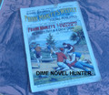 FRANK MANLEY'S WEEKLY #2 FRANK TOUSEY SPORTS DIME NOVEL