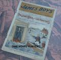 1902 JAMES BOYS WEEKLY #84 FRANK TOUSEY D. W. STEVENS DIME NOVEL STORY PAPER