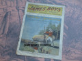 1902 JAMES BOYS WEEKLY #82 FRANK TOUSEY D. W. STEVENS DIME NOVEL STORY PAPER