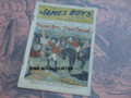1902 JAMES BOYS WEEKLY #80 FRANK TOUSEY D. W. STEVENS DIME NOVEL STORY PAPER