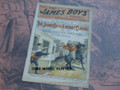 1902 JAMES BOYS WEEKLY #61 FRANK TOUSEY D. W. STEVENS DIME NOVEL STORY PAPER