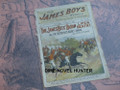 1902 JAMES BOYS WEEKLY #58 FRANK TOUSEY D. W. STEVENS DIME NOVEL STORY PAPER