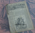 BEADLE'S HALF DIME LIBRARY #79 DIME NOVEL STORY PAPER