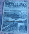 1902 HAPPY DAYS #409 JACK WRIGHT KING OF CLOUDS SCI FI DIME NOVEL STORY PAPER