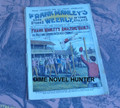 FRANK MANLEY'S WEEKLY #3 FRANK TOUSEY SPORTS POLE VAULTING DIME NOVEL
