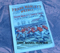 FRANK MANLEY'S WEEKLY #12 FRANK TOUSEY SPORTS FOOTBALL DIME NOVEL