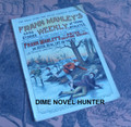 FRANK MANLEY'S WEEKLY #15 FRANK TOUSEY SPORTS TRACK DIME NOVEL