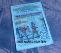 FRANK MANLEY'S WEEKLY #17 FRANK TOUSEY SPORTS ICE HOCKEY DIME NOVEL