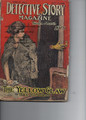 1916 NICK CARTER DETECTIVE STORY MAGAZINE PULP SAX ROHMER CAROLYN WELLS