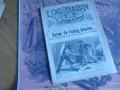 1889 LOG CABIN LIBRARY # 25 NED BUNTLINE SCARCE BUCCANEER STORY PAPER DIME NOVEL