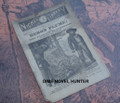 1881 NICKEL LIBRARY #238 MOHAWK INDIAN STORY PAPER DIME NOVEL