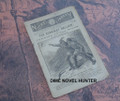 1884 NICKEL LIBRARY #392 BALLOON STORY PAPER DIME NOVEL