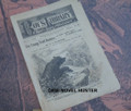 1884 BEADLE'S BOY'S LIBRARY OF SPORT, STORY & ADVENTURE #60