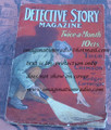 1916 NICK CARTER DETECTIVE STORY MAGAZINE PULP JOHNSTON MC CULLEY DOUGLAS GRAY