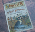 6 VERY EARLY LIBERTY BOYS OF 76 FRANK TOUSEY 1903 DIME NOVEL STORY PAPER