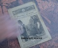 1884 NICKEL LIBRARY # 401 SIOUX INDIANS DIME NOVEL STORY PAPER