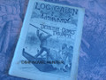 1892 LOG CABIN LIBRARY #170 GRIMES THE DETECTIVE STORY PAPER DIME NOVEL