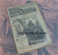 BEADLE'S NEW YORK DIME LIBRARY #943 DIME NOVEL STORY PAPER