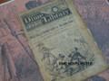 BEADLES NEW YORK DIME LIBRARY #175 WILD BILL HICKOK COVER DIME NOVEL STORY PAPER