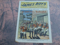 1903 JAMES BOYS WEEKLY # 138 FRANK TOUSEY D. W. STEVENS DIME NOVEL STORY PAPER