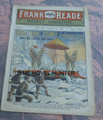 FRANK READE WEEKLY #13 FRANK TOUSEY SCI FI DIME NOVEL LUIS P SENARENS NO NAME