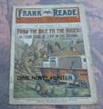 FRANK READE WEEKLY #54 FRANK TOUSEY SCI FI DIME NOVEL LUIS P SENARENS NO NAME