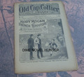 "1898 OLD CAP COLLIER #763 ""RODY ROGAN ON FRENCH TERRITORY"" DIME NOVEL"