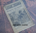 1882 NICKEL LIBRARY #256 STORY PAPER DIME NOVEL