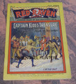 RED RAVEN LIBRARY #02 CAPTAIN KIDD PIRATE DIME NOVEL