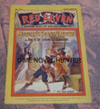 RED RAVEN LIBRARY #29 CAPTAIN KIDD PIRATE DIME NOVEL