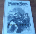 ILLUSTRATED POLICE NEWS # 340 MODOC INDIAN WAR SEVERAL SKETCHES YELLOW JOURNALISM