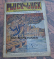 1898 PLUCK AND LUCK #27  FIREMAN EARLY FRANK TOUSEY SCARCE DIME NOVEL