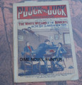 PLUCK AND LUCK #1292  NEW YORK BOWERY FRANK TOUSEY SCARCE DIME NOVEL