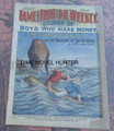 FAME & FORTUNE #227 SCARCE FRANK TOUSEY SCARCE DIME NOVEL