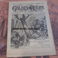 1903 GOLDEN HOURS #823 NORMAN L MUNRO STORY PAPER