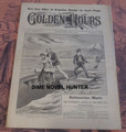 1897 GOLDEN HOURS #480 SUBMARINE MART NORMAN L MUNRO STORY PAPER