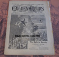 1903 GOLDEN HOURS #812 PIRATE ISLAND COVER NORMAN L MUNRO STORY PAPER