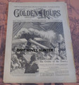 1898 GOLDEN HOURS #559 CRUISE OF THE ESSEX NORMAN L MUNRO STORY PAPER